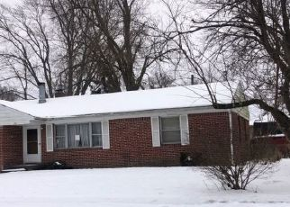 Pre Foreclosure in Brownsburg 46112 LINCOLN DR - Property ID: 1635550992