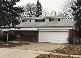Pre Foreclosure in Warren 48088 SHAWN DR - Property ID: 1635567184