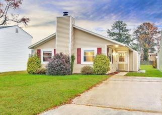 Pre Foreclosure in Portsmouth 23703 HARVEST CT - Property ID: 1635592593