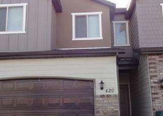 Pre Foreclosure in Vernal 84078 GRAYFOX LN - Property ID: 1635608807