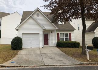 Pre Foreclosure in Lawrenceville 30046 SPRINGBOTTOM DR - Property ID: 1635705141