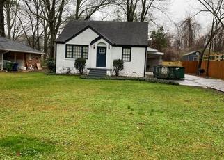 Pre Foreclosure in Atlanta 30317 ASHBURTON AVE SE - Property ID: 1635710406
