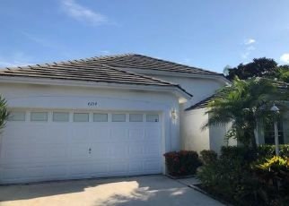 Pre Foreclosure in West Palm Beach 33409 AFTON CT - Property ID: 1636049394