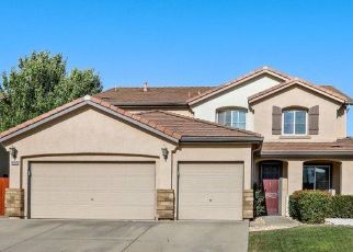 Pre Foreclosure in Elk Grove 95757 NICK WAY - Property ID: 1636230276