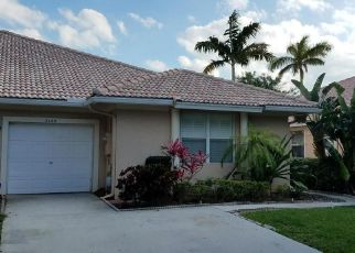 Pre Foreclosure in Delray Beach 33445 CORAL TRACE PL - Property ID: 1636242995