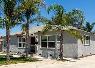 Pre Foreclosure in Anaheim 92801 N ALAMO ST - Property ID: 1636288534