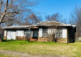Pre Foreclosure in Dallas 75216 MODREE AVE - Property ID: 1636451906