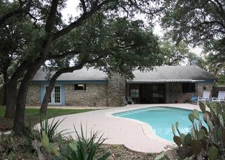 Pre Foreclosure in Austin 78736 THUNDERBIRD RD - Property ID: 1636498319