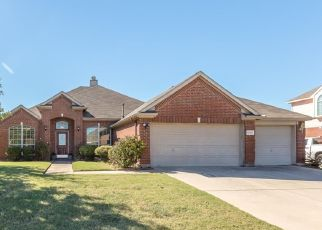 Pre Foreclosure in Haslet 76052 LEATHER STRAP DR - Property ID: 1636525925