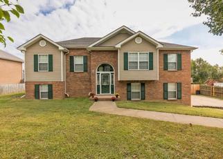 Pre Foreclosure in Clarksville 37042 TORRINGTON LN - Property ID: 1636547820