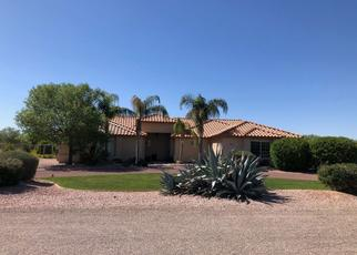 Pre Foreclosure in San Tan Valley 85140 E SANTA CLARA DR - Property ID: 1636685781