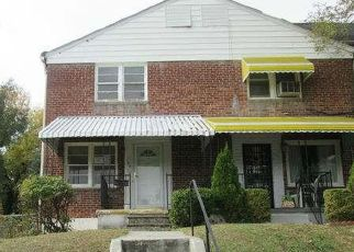 Pre Foreclosure in Baltimore 21229 N ATHOL AVE - Property ID: 1636760220