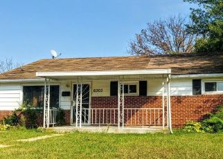 Pre Foreclosure in Baltimore 21214 BIRCHWOOD AVE - Property ID: 1636860978
