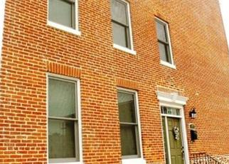 Pre Foreclosure in Baltimore 21213 E CHASE ST - Property ID: 1636880676