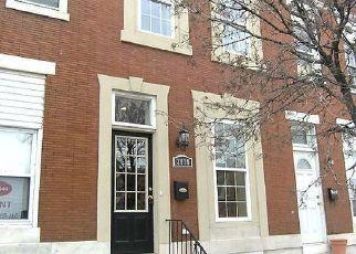 Pre Foreclosure in Baltimore 21224 E FAYETTE ST - Property ID: 1636881549