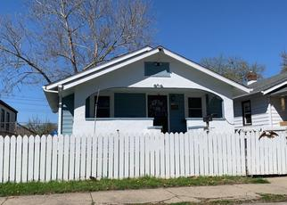 Pre Foreclosure in Indianapolis 46201 N GRANT AVE - Property ID: 1637066366