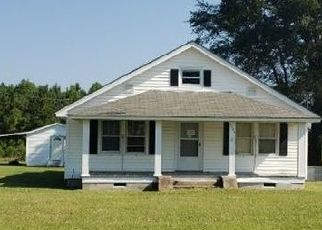 Pre Foreclosure in Tyner 27980 RYLAND RD - Property ID: 1637076894