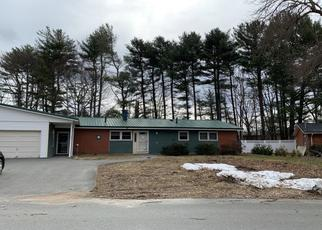 Pre Foreclosure in Bangor 04401 RANDOLPH DR - Property ID: 1637232813