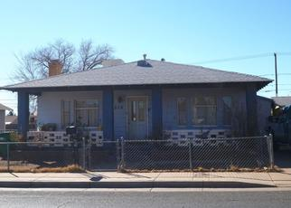 Pre Foreclosure in Winslow 86047 W ASPINWALL ST - Property ID: 1637247251