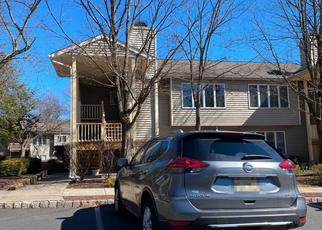 Pre Foreclosure in Annandale 08801 WESTCHESTER TER - Property ID: 1637321265