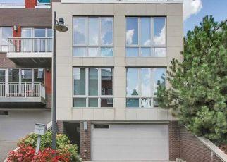 Pre Foreclosure in Edgewater 07020 VELA WAY - Property ID: 1637324786