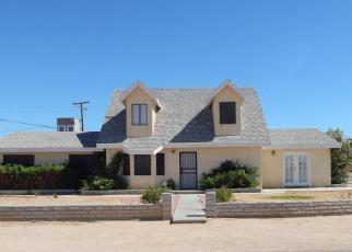 Pre Foreclosure in California City 93505 NIPA AVE - Property ID: 1637378201