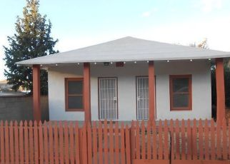 Pre Foreclosure in Bisbee 85603 PARK AVE - Property ID: 1637767572