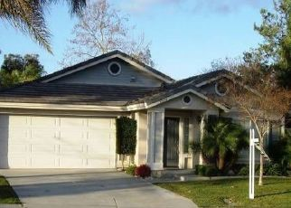 Pre Foreclosure in Temecula 92592 CORTE ARGENTO - Property ID: 1637850344