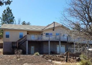 Pre Foreclosure in Show Low 85901 BUSTIN DUTCH TRL - Property ID: 1637954137