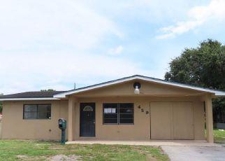 Pre Foreclosure in Clewiston 33440 W EL PASO AVE - Property ID: 1638006711