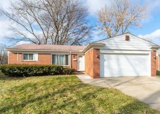 Pre Foreclosure in Romulus 48174 BRUCE ST - Property ID: 1638260732
