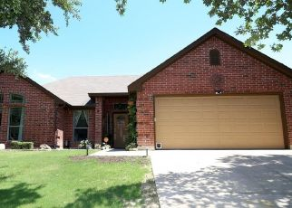 Pre Foreclosure in Azle 76020 PARKWOOD CT - Property ID: 1638381612