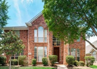 Pre Foreclosure in Lewisville 75067 RIDGE POINT DR - Property ID: 1638412710
