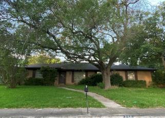 Pre Foreclosure in Lewisville 75077 JUNIPER LN - Property ID: 1638435479