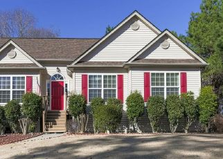 Pre Foreclosure in Dawsonville 30534 GREENWOOD PARK WAY - Property ID: 1638633442