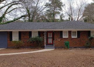 Pre Foreclosure in Decatur 30032 DERRILL DR - Property ID: 1638692572