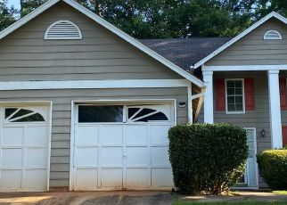 Pre Foreclosure in Decatur 30035 WINDSOR DOWNS DR - Property ID: 1638700456