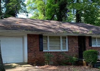 Pre Foreclosure in Decatur 30032 GREEN FORREST DR - Property ID: 1638712721
