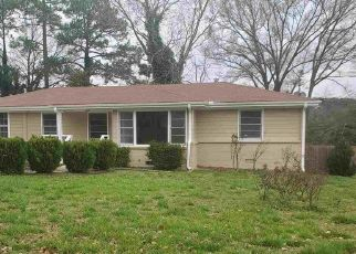 Pre Foreclosure in Decatur 30032 TONEY DR - Property ID: 1638716213