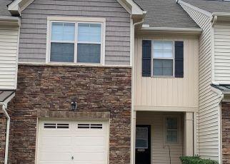 Pre Foreclosure in Durham 27705 SANGRE DE CRISTO DR - Property ID: 1639232145