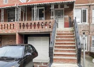 Pre Foreclosure in Brooklyn 11203 E 52ND ST - Property ID: 1639428816