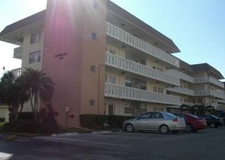 Pre Foreclosure in Hallandale 33009 S OCEAN DR - Property ID: 1639781820