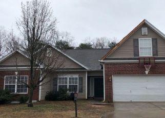 Pre Foreclosure in Winston Salem 27107 BANGOR DR - Property ID: 1639784439