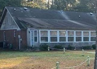 Pre Foreclosure in Blackshear 31516 FOLKS CIR - Property ID: 1639813793