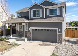 Pre Foreclosure in Fountain 80817 WINEBROOK WAY - Property ID: 1640186948
