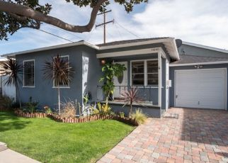 Pre Foreclosure in Culver City 90232 TILDEN AVE - Property ID: 1640401546