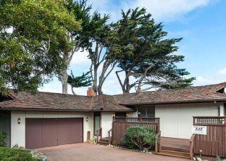 Pre Foreclosure in Carmel 93923 RIBERA RD - Property ID: 1640402871