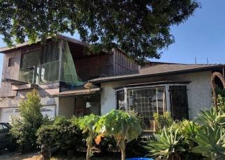Pre Foreclosure in Compton 90222 W 138TH ST - Property ID: 1640442719
