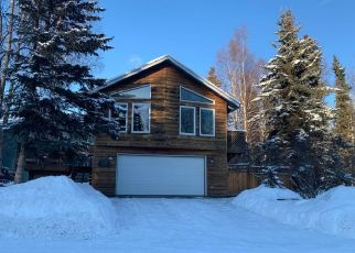 Pre Foreclosure in Eagle River 99577 RACHEL CIR - Property ID: 1640822434