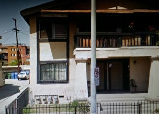 Pre Foreclosure in Los Angeles 90008 W VERNON AVE - Property ID: 1641059380